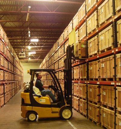 Cross Border Warehousing Services | USA & CA | ESSA Logistics